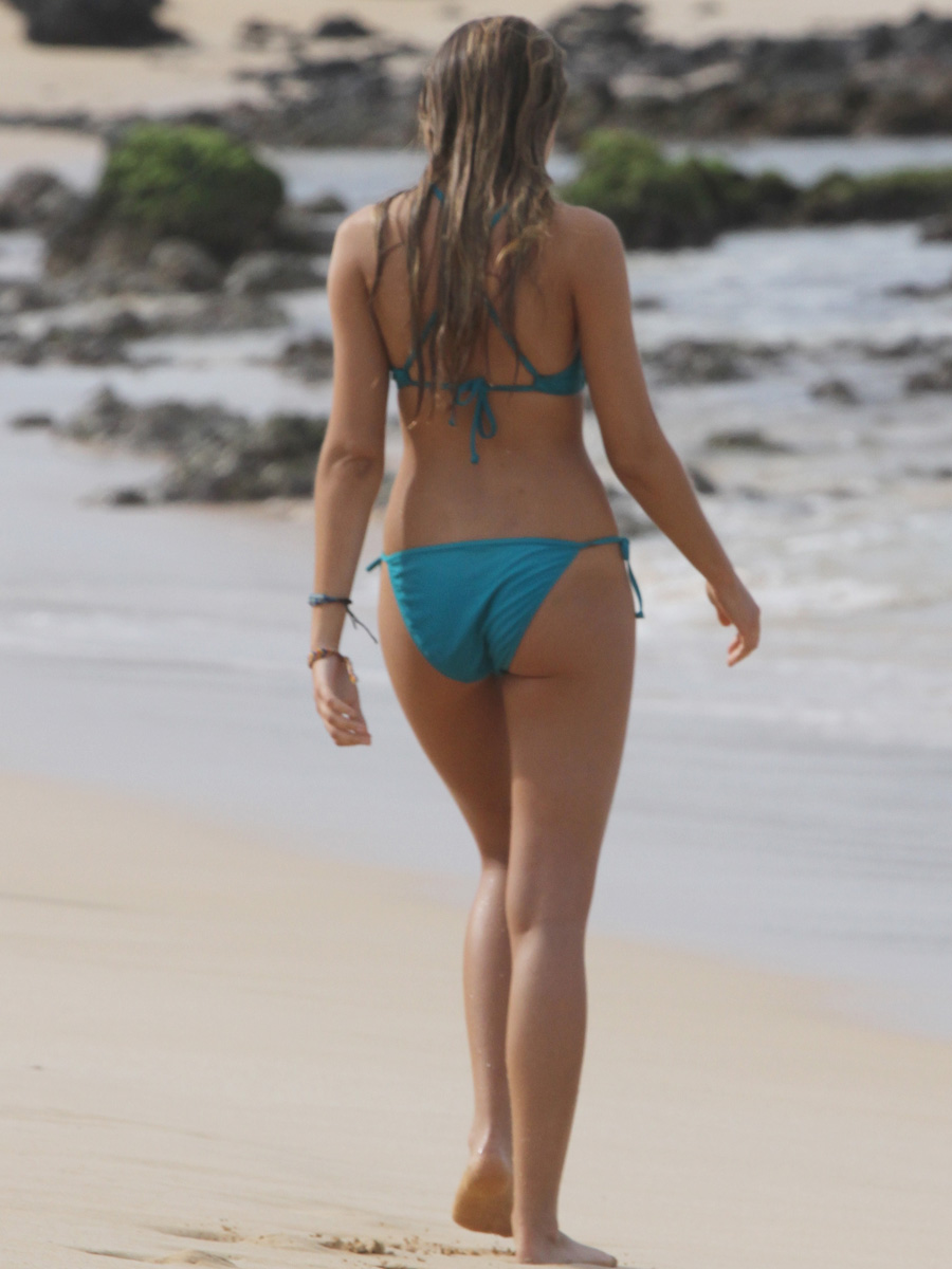 Are Indiana evans hot