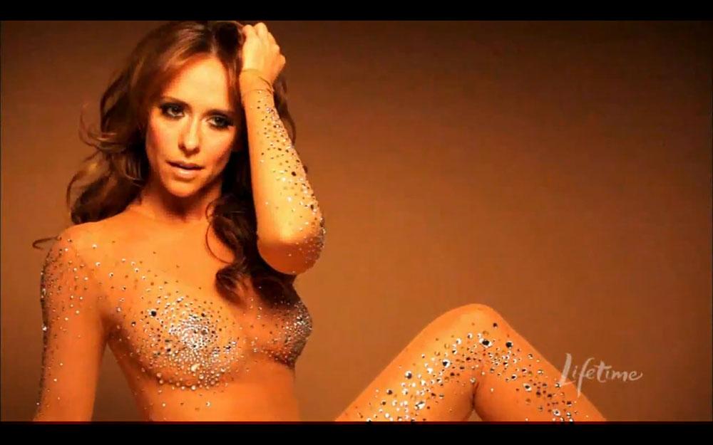 Jennifer Love Hewitt photo shoot