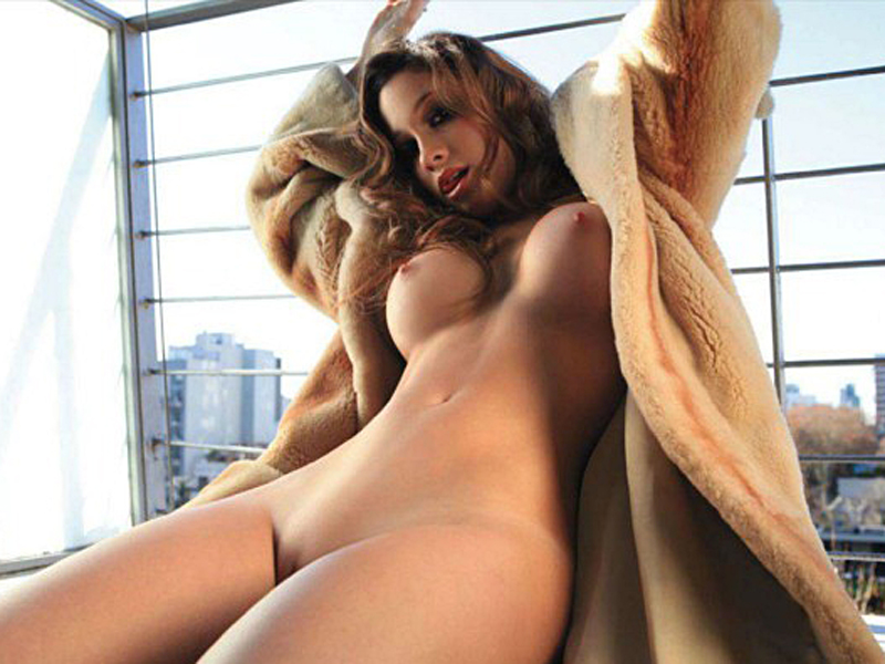 Julieta Ponce revista Playboy