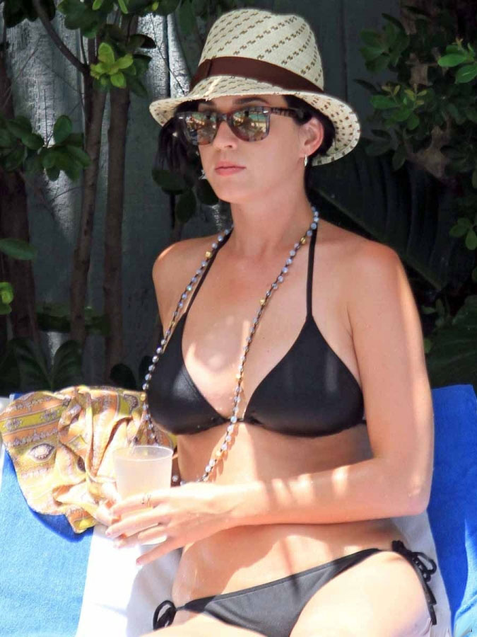 Katy Perry en Bikini