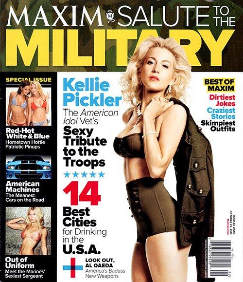 Kellie Pickler Maxim