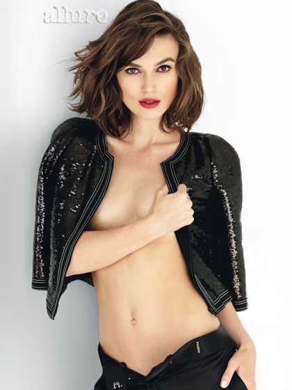 Keira Knightley Allure