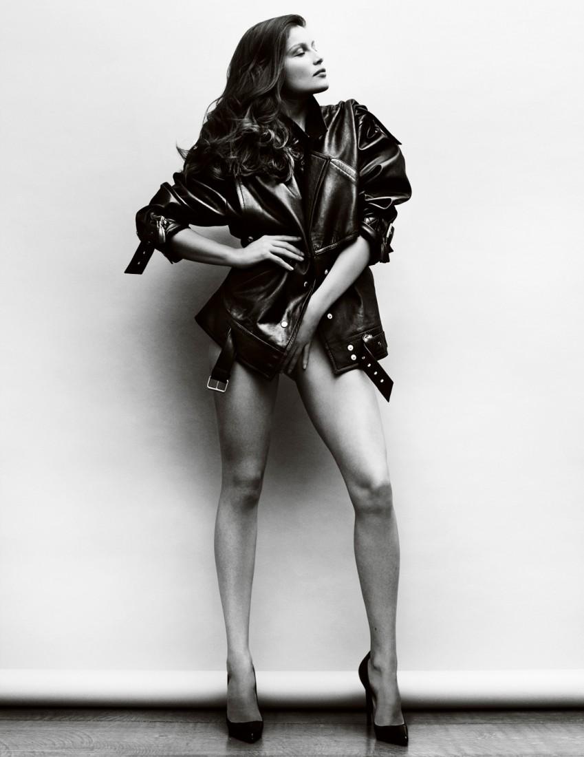 Laetitia Casta para Vogue