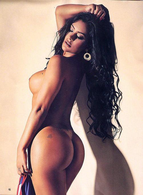 Larissa Riquelme revista SEXY