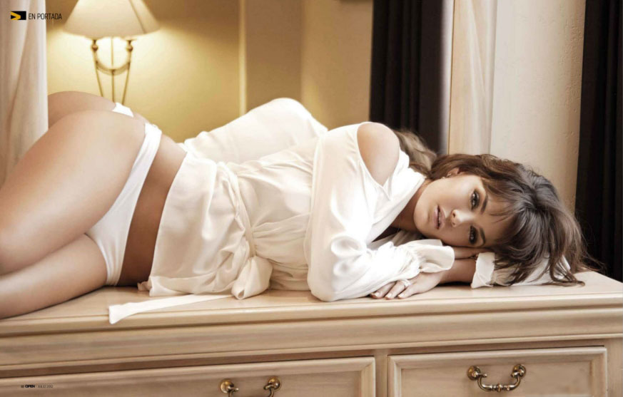 Marisol Gonzalez revista Open