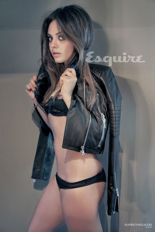 Mila Kunis Esquire