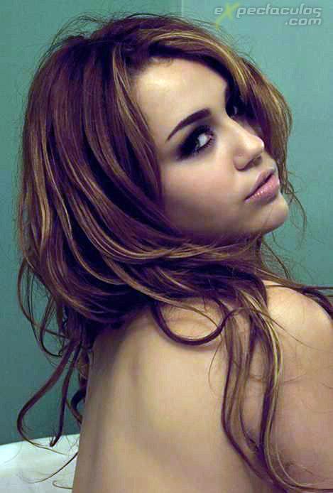Miley Cyrus para Vijat Mohindra