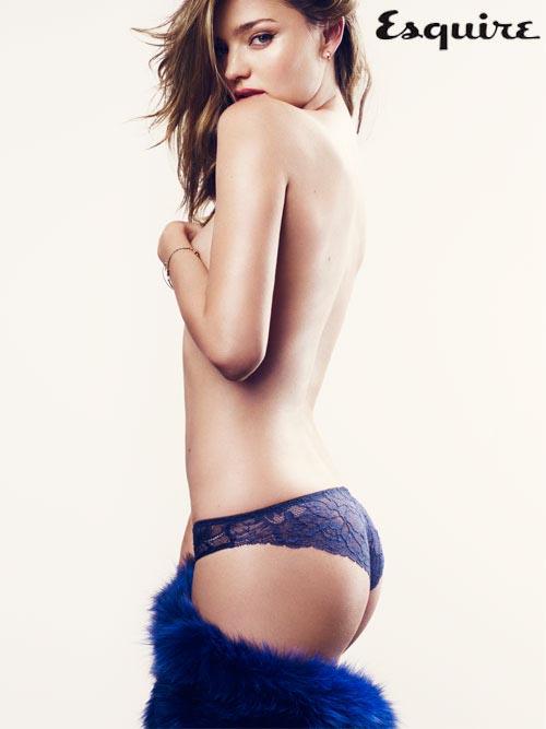 Miranda Kerr revista Esquire