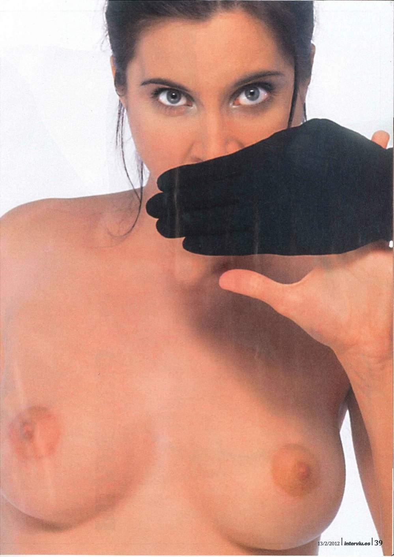 Pilar Rubio desnuda Interviu
