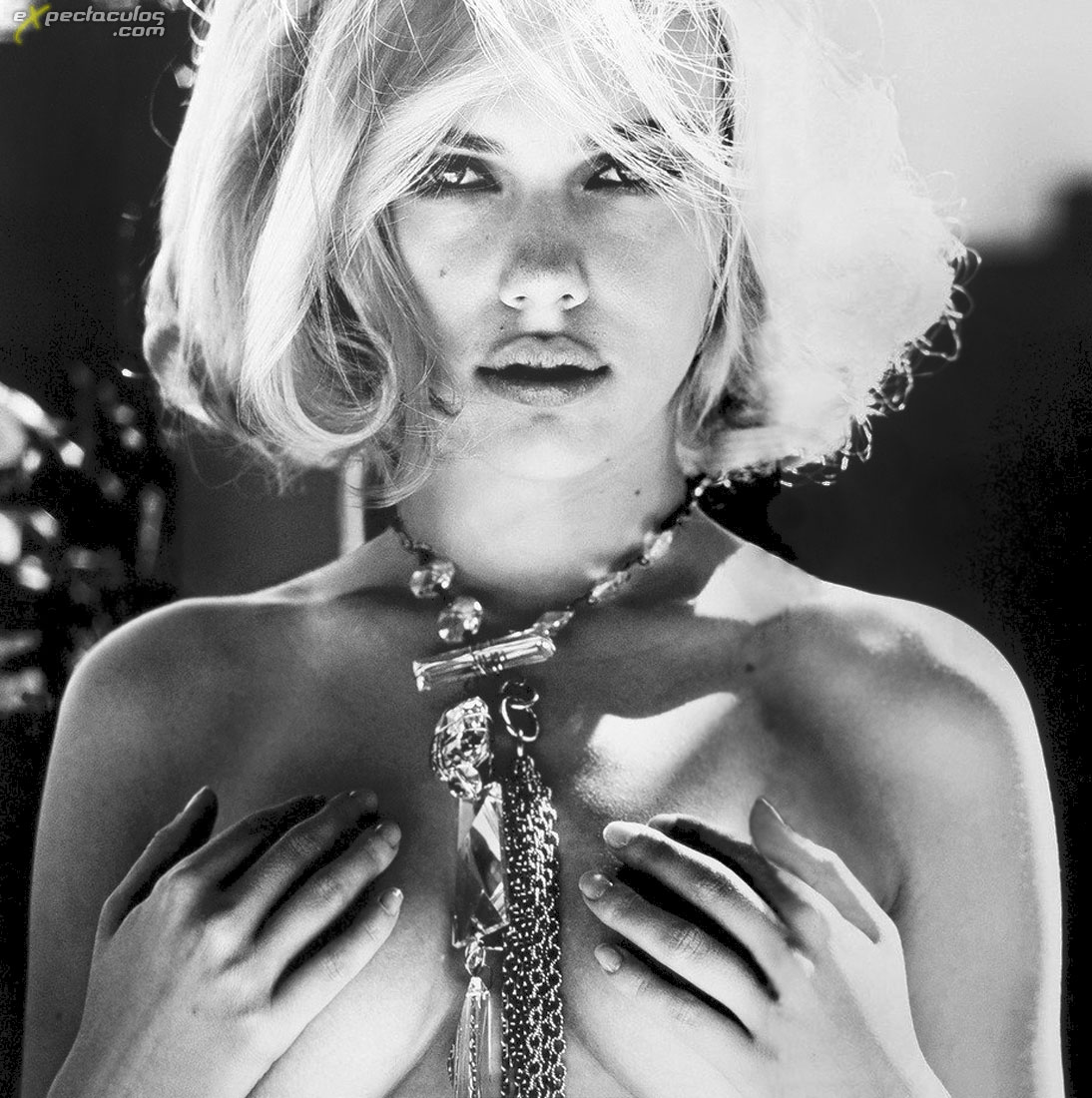 Scarlett Johansson Visionaire