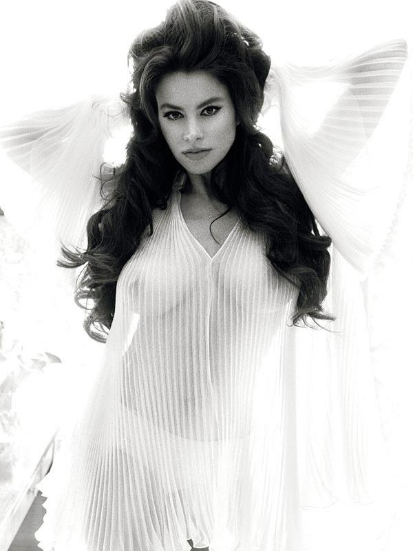 Sofia Vergara para GQ Mexico