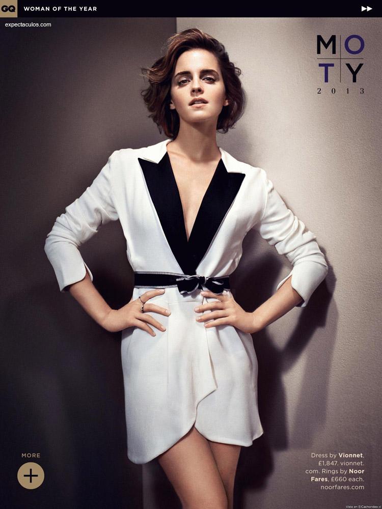 Emma Watson GQ