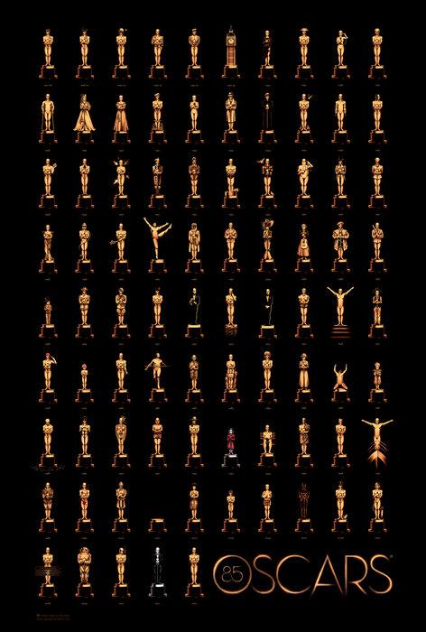 Poster Oscar 85