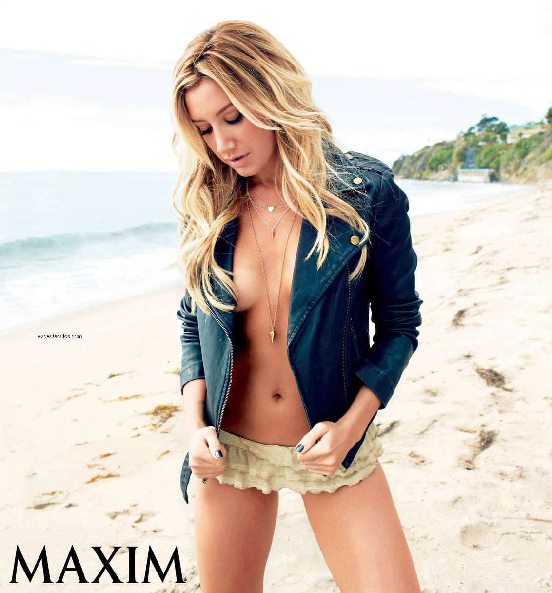 Ashley Tisdale Maxim