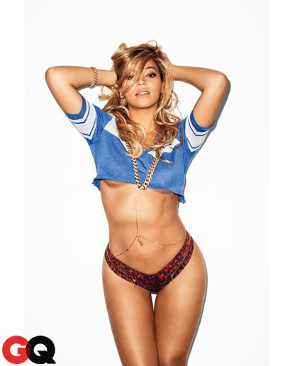 Beyonce revista GQ