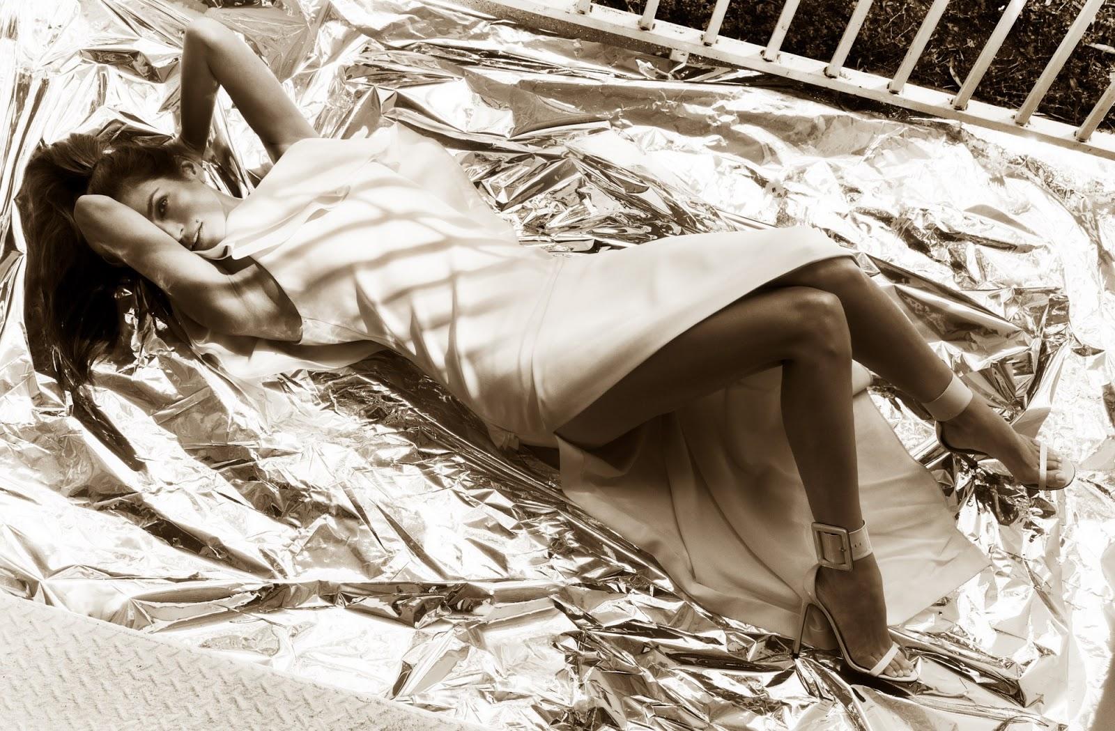 Cindy Crawford revista Muse