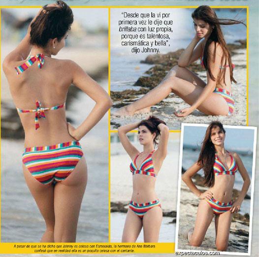 Esmeralda Ugalde Bikini