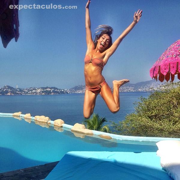 Frida Sofia en Bikini