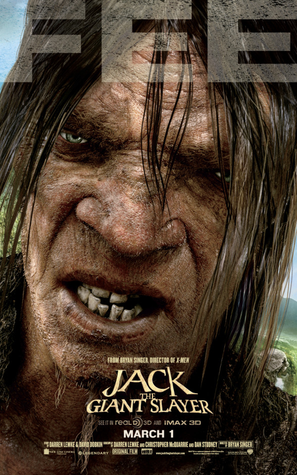 Cartel Jack the Giant Slayer