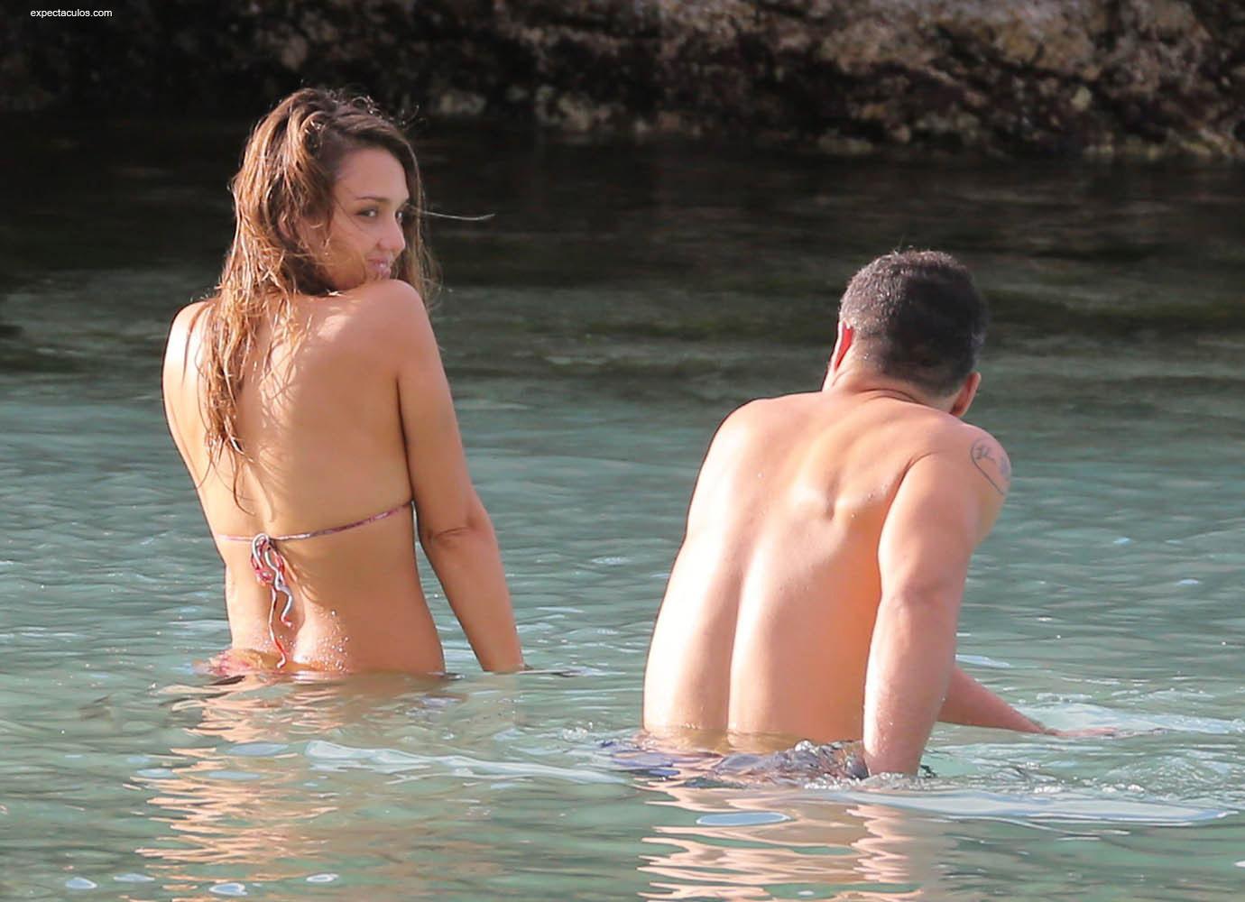 Jessica Alba Bikini 2013
