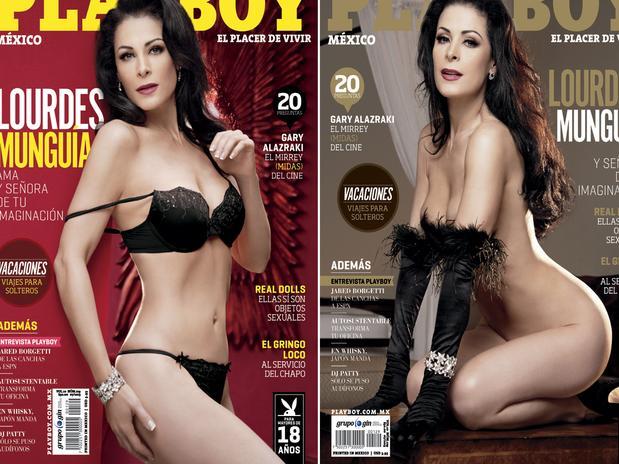 Lourdes Munguia Playboy 2013