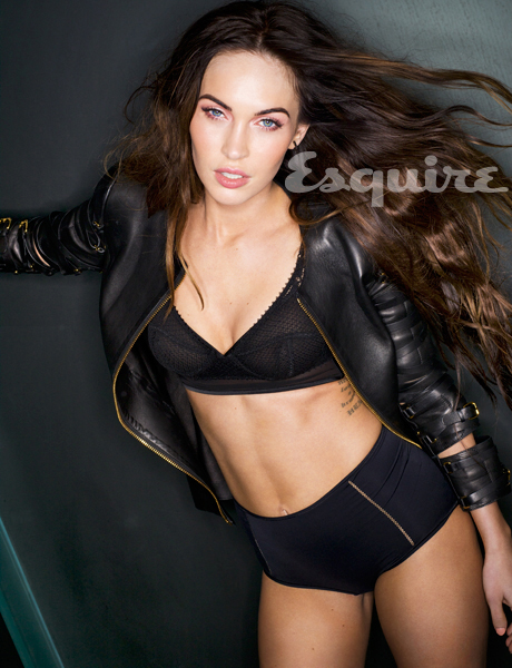 Megan Fox Esquire 2013