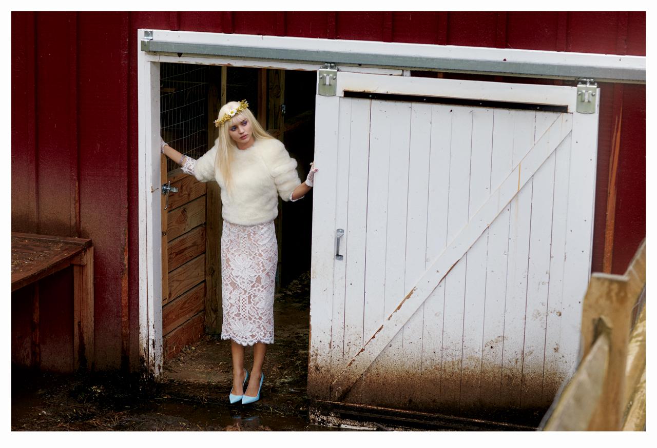 Miranda Kerr V Magazine