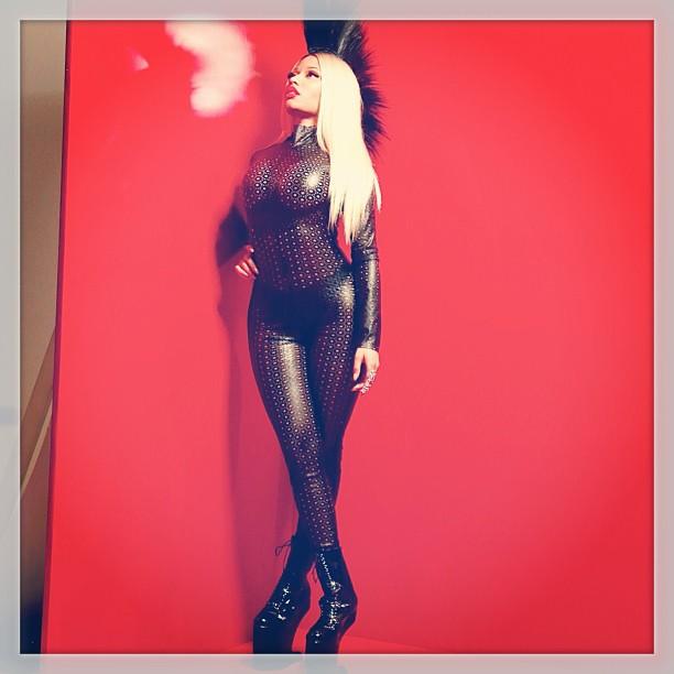 Nicki Minaj instagram sexy