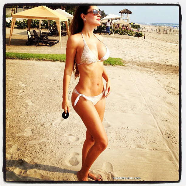 Ninel Conde bikini Instagram