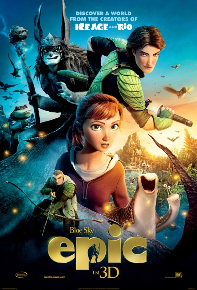 Poster pelicula EPIC