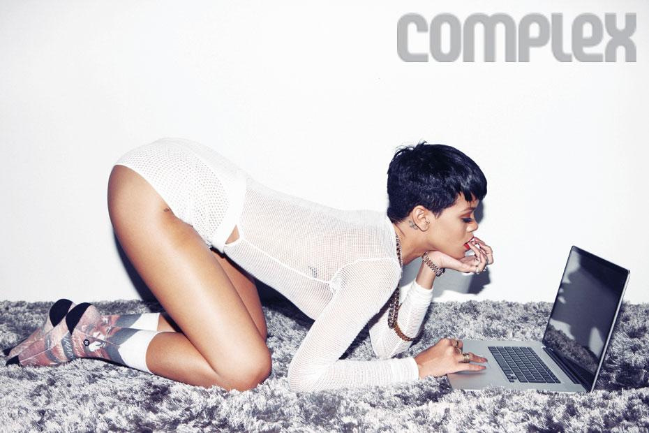Rihanna revista Complex