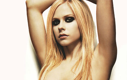 Avril Lavigne Blender