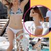Fotos de Belinda en Bikini con su nuevo amigo