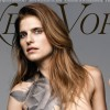 Lake Bell en body paint para New York Magazine