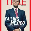 Mexicanos le corrigen la portada a la revista TIME