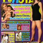 Maria Ines en revista Tv Notas