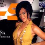 Rihanna en LA Style