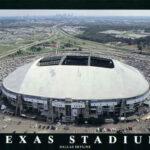 Despiden al Texas Stadium