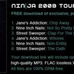 NIN y Janes addiction regalan EP