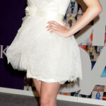 Dakota Fanning en los 2010 CFDA Fashion Awards