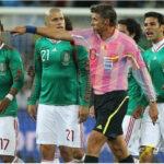 Argentina y Alemania pasan con ayuda arbitral