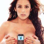 Larissa Riquelme en Playboy Brasil