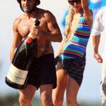 Paris Hilton disfruta el verano