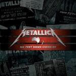 Metallica lanza EP con temas en vivo desde Australia