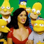 Katy Perry aparecera en Los Simpson en carne y hueso