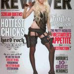 Taylor Momsen en la revista Revolver