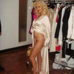 Se filtran fotos de Christina Aguilera