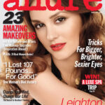 Leighton Meester revista Allure