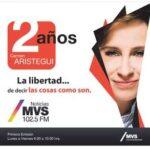 Despiden a Carmen Aristegui de MVS