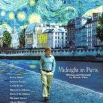 Poster pelicula Midnight in Paris de Woody Allen